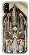 Pipe Organ IPhone Case