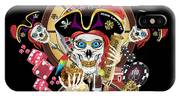 Pirate Lafitte Lake Charles La Throw Pillow IPhone X Case