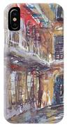 Pirate's Alley IPhone Case