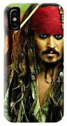 Pirates Of The Caribbean Stranger Tides IPhone Case