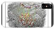 Pitcher Plant Illustration IPhone Case