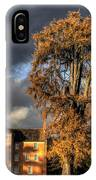 Pittencrieff House IPhone Case
