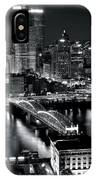Pittsburgh Black And White  IPhone Case