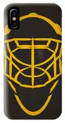 Pittsburgh Penguins Goalie Mask IPhone Case
