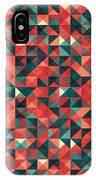 Pixel Art Poster IPhone Case