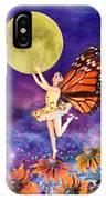 Pixie Ballerina IPhone Case