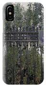 Place Charles De Gaulle In Paris France IPhone Case