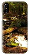 Placer Creek IPhone Case