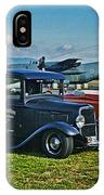 Planes And Cars IPhone Case