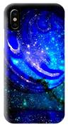 Planet Disector Reflected IPhone Case