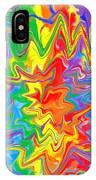 Planet Funk 3 IPhone Case