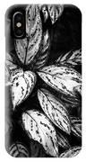 Plant 8659 IPhone Case