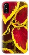 Plant Design IPhone Case