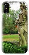 Plantation Garden New Orleans  IPhone Case
