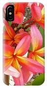 Plantation Plumeria IPhone Case