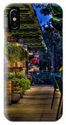 Plants And Boardwalk V IPhone Case