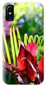 Plants IPhone Case