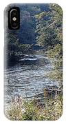 Plate River No 2 IPhone Case