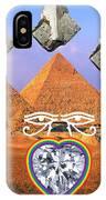 Platinum Ray IPhone X Case