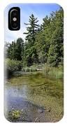 Platte River Beauty IPhone Case