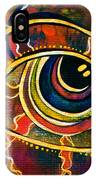 Playful Spirit Eye IPhone Case
