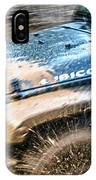 Playing In The Mud IPhone Case