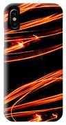Playing With Fire 12 IPhone Case