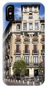 Plaza De Ramales Tenement House IPhone Case
