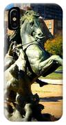 Plaza Horse IPhone Case