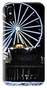 Pleasure Pier Ferris Wheel IPhone Case