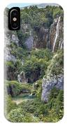 Plitvice Lakes - Croatia IPhone Case