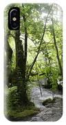 Plitvice Lakes IPhone Case