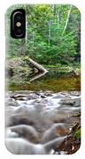 Poetic Side Of Nature IPhone Case