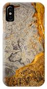 Point Lobos Abstract 12 IPhone Case