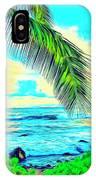 Poipu Sunrise IPhone Case