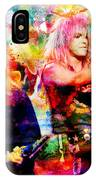 Poison Original Painting Print IPhone Case