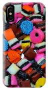 Polka Dot Colorful Candy IPhone Case