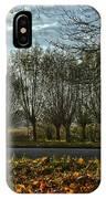 Pollard Willows In Rotterdam IPhone Case