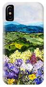 Pollinators Ravine IPhone Case