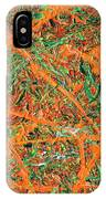 Pollock's Carrots IPhone Case