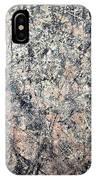 Pollock's Number 1 -- 1950 -- Lavender Mist IPhone Case