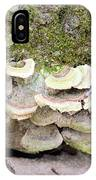 Polypore Abstract IPhone Case