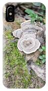 Polypores And Moss IPhone Case