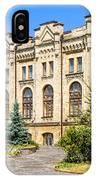 Polytechnique Institute Of Kiev IPhone Case