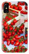 Pomodori Italiani IPhone Case