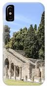 Pompeii 2 IPhone Case