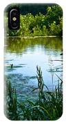 Pond 1 IPhone Case