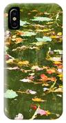 Pond 2 IPhone Case