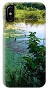Pond 2 IPhone Case