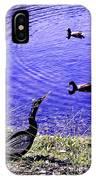 Pond Days IPhone Case